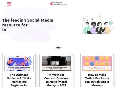 Influencer Marketing | #1 Platform, Agency & Influencer Resources