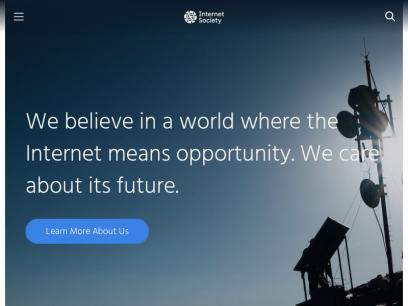 Home | Internet Society
