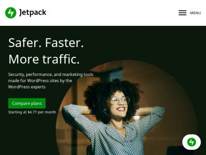 Jetpack: WordPress Security, Backups, Speed, & Growth