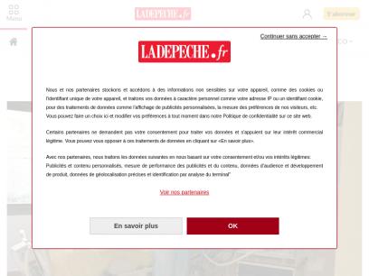 La Dépêche : Actualités en temps réel et l'info en continu - ladepeche.fr