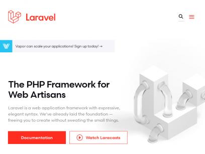 Laravel - The PHP Framework For Web Artisans