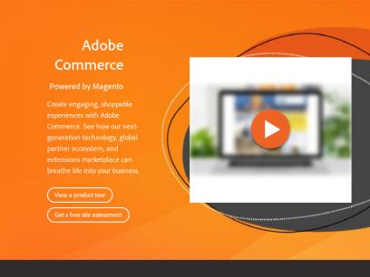 eCommerce Platforms | Best eCommerce Software for Selling Online | Magento