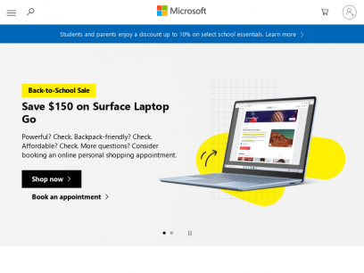 Microsoft – Cloud, Computers, Apps & Gaming