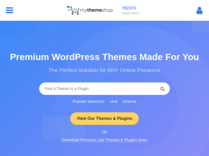 Premium WordPress Themes and Plugins by MyThemeShop