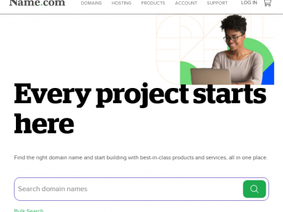 Domain Names - Register Domains with Name.com - Buy a Domain Name