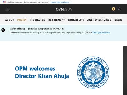 OPM.gov