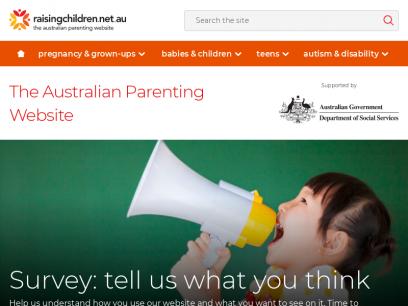 Raising Children Network