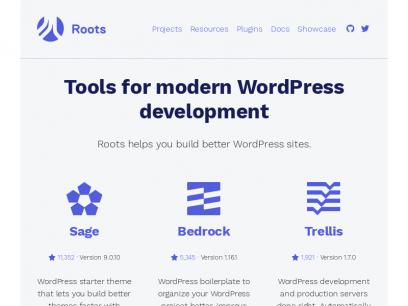 Roots   Modern WordPress Development Tools