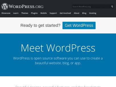 Sites like s.w.org &         Alternatives