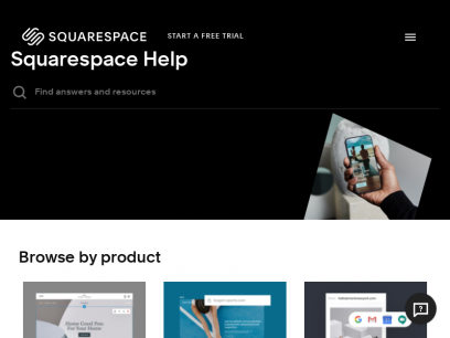 Squarespace Help