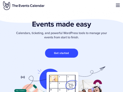 The Events Calendar   Calendar and tickets for WordPress