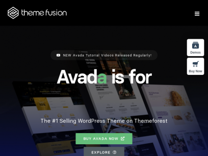 ThemeFusion | Avada Website Builder For WordPress & WooCommerce