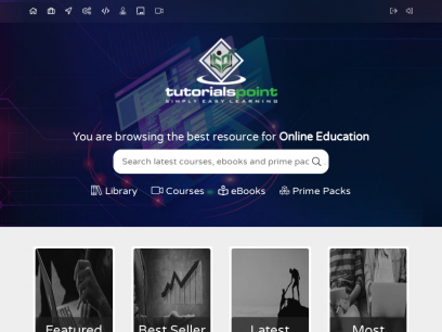 The Biggest Online Tutorials Library - AppML, AI with Python, Behave, Java16, Spacy