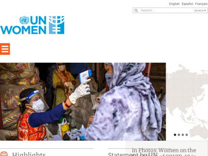 UN Women - United Nations Entity for Gender Equality and the Empowerment of Women   UN Women – Headquarters