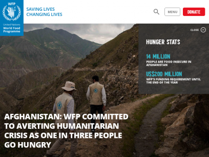 United Nations World Food Programme (WFP) - WFP.org