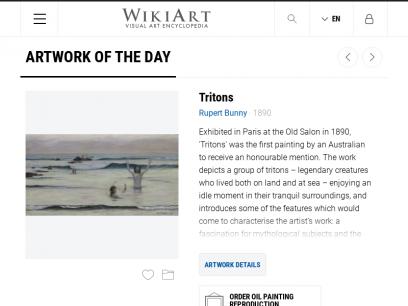 Sites like wikipaintings.org &         Alternatives