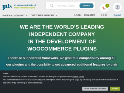 WooCommerce Plugins by YITH