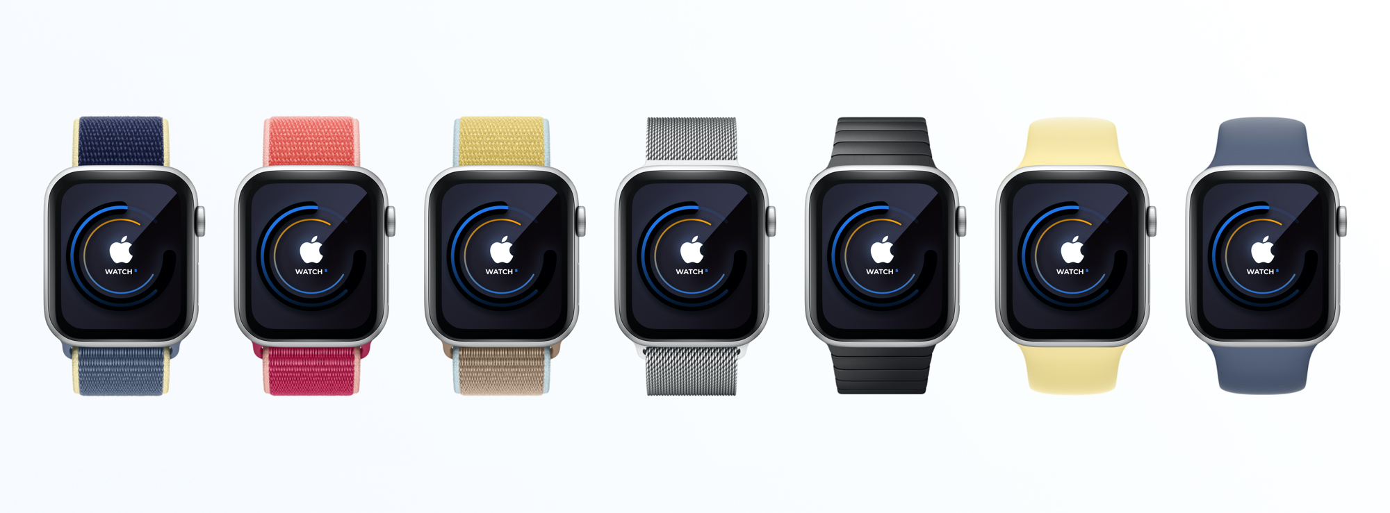 Apple Watch Mockup - In this mockup, you'll find an Apple watch ready to showcase your beautiful design solutions. For those that are starting designing for smartwatches or for the expert ones, having a simple, easy and fast way to show your ideas and concepts is a must.