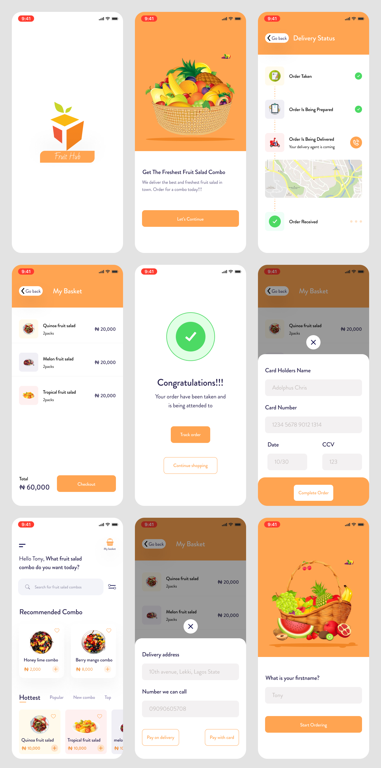 Ecommerce Mobile Free UI Kit - Speed up your design, prototyping workflow and create a beautiful app with this Figma's fully customizable and fully prototyped UI Kit.