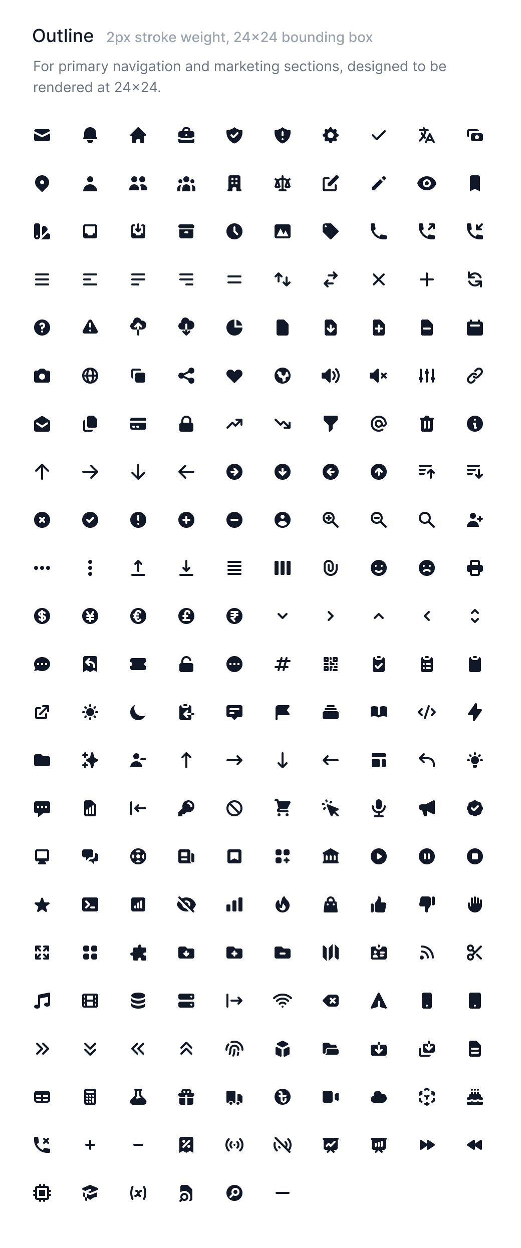 Heroicons - Beautiful hand-crafted SVG icons, by the makers of Tailwind CSS.