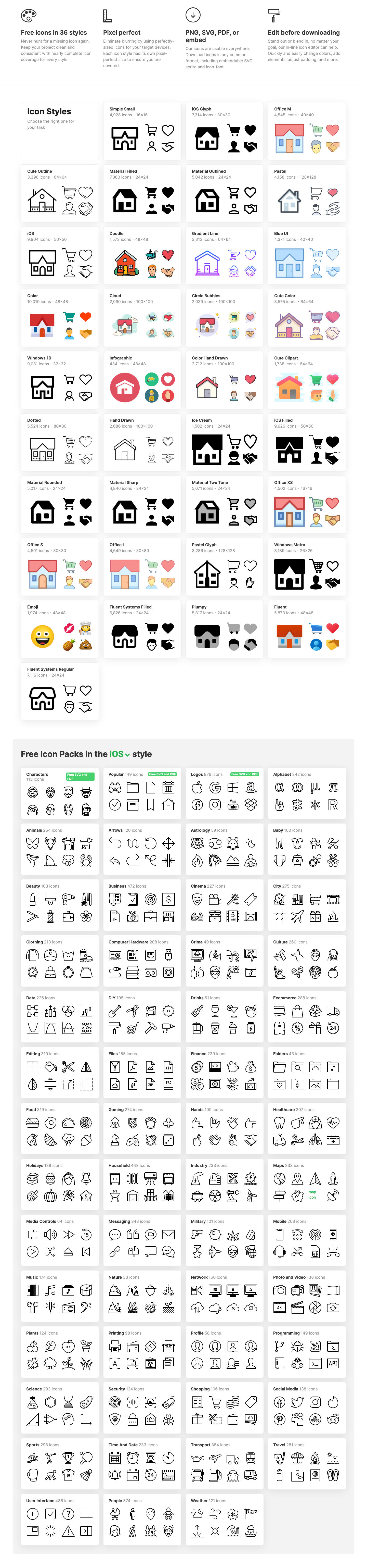 Icons8 Free Vector Icons - Get 169,500+ free icons for graphic design, UI, social media, and mobile. Search for static and animated icons with consistent quality. PNG, SVG, GIF, AE formats.