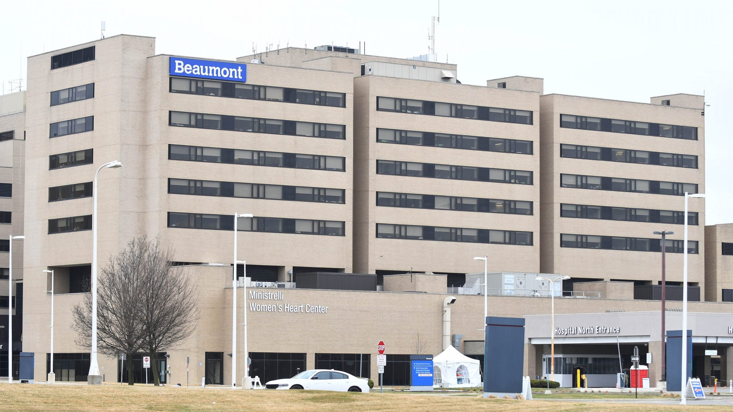 Beaumont Health reports big first-quarter loss as COVID-19 takes toll