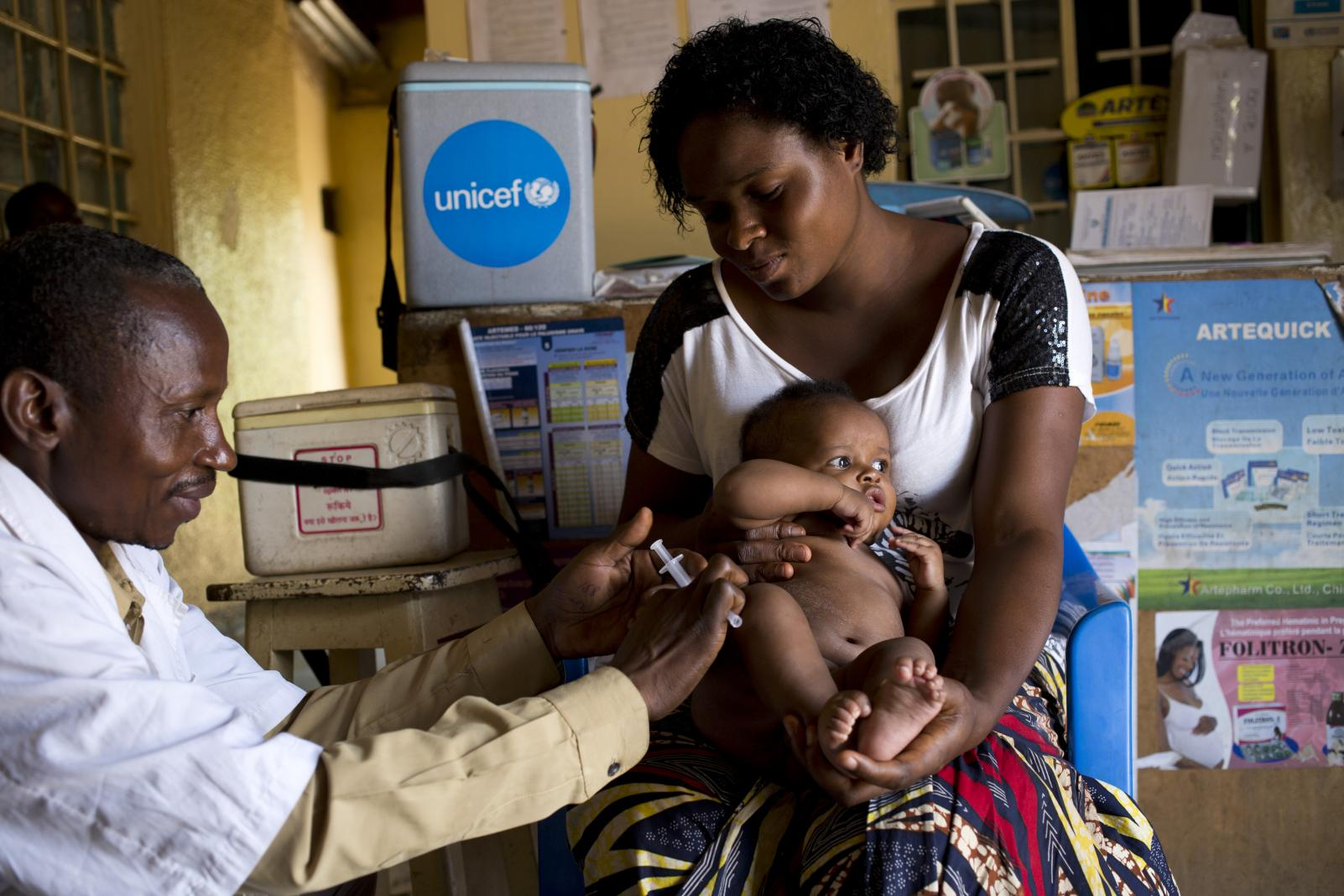 More than 117 million kids at danger of missing out on measles vaccines, as COVID-19 surges