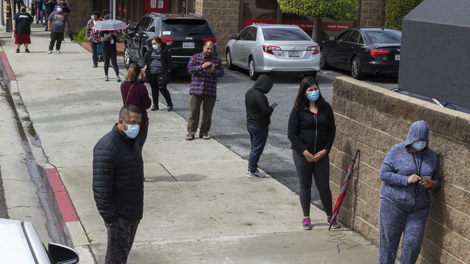 Social distancing measures may be necessary until 2022 to contain coronavirus pandemic, study shows -TV