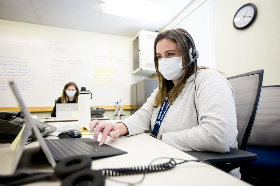Utah County Health Department pushed to its limits by COVID-19