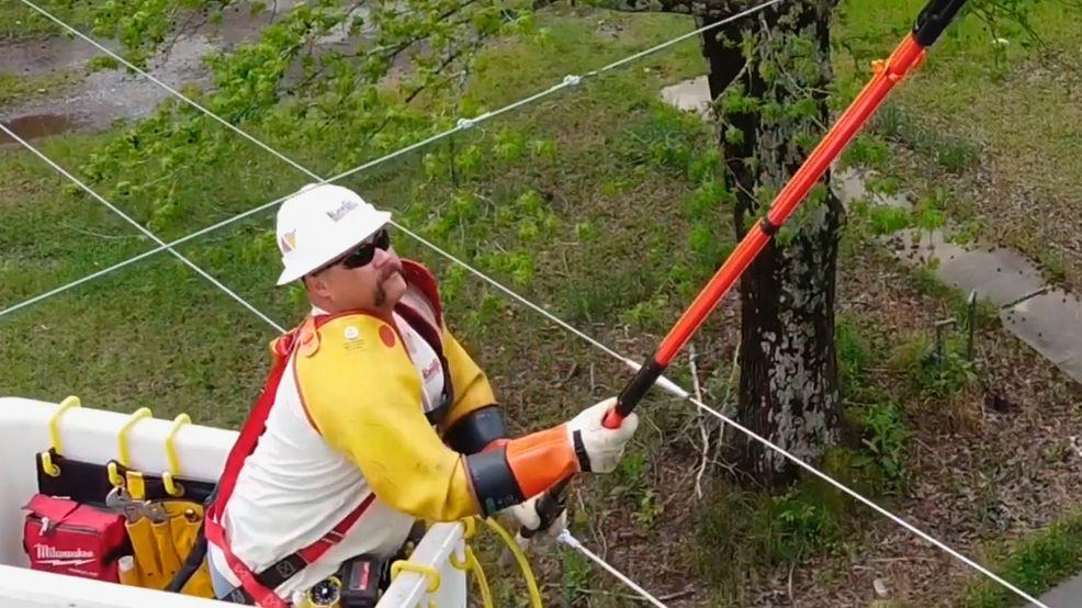 "Entergy Arkansas calls storm damage repair a ""multi-day event"""