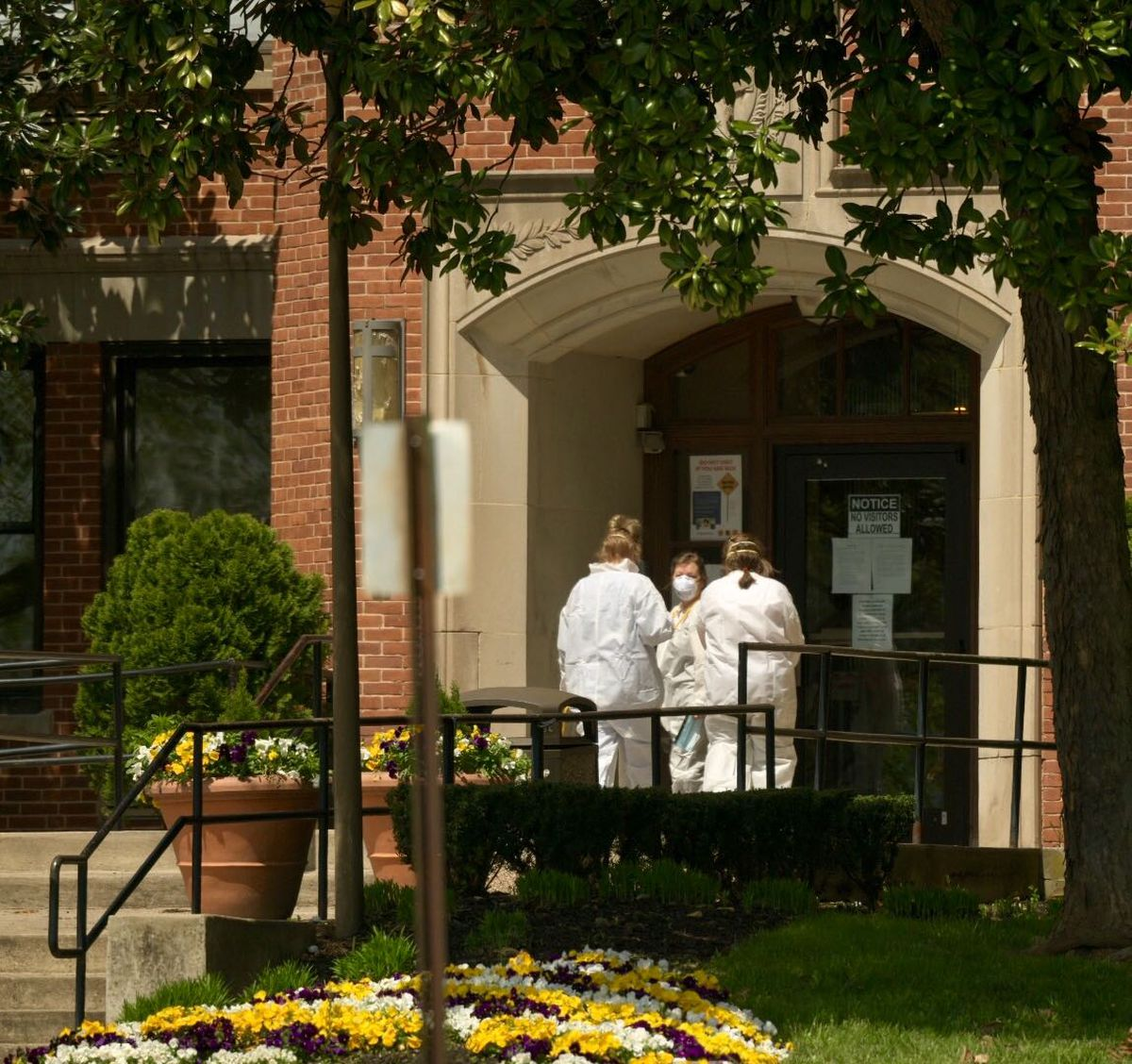 170 coronavirus cases confirmed at FutureCare Lochearn in Baltimore in largest nursing home outbreak in state