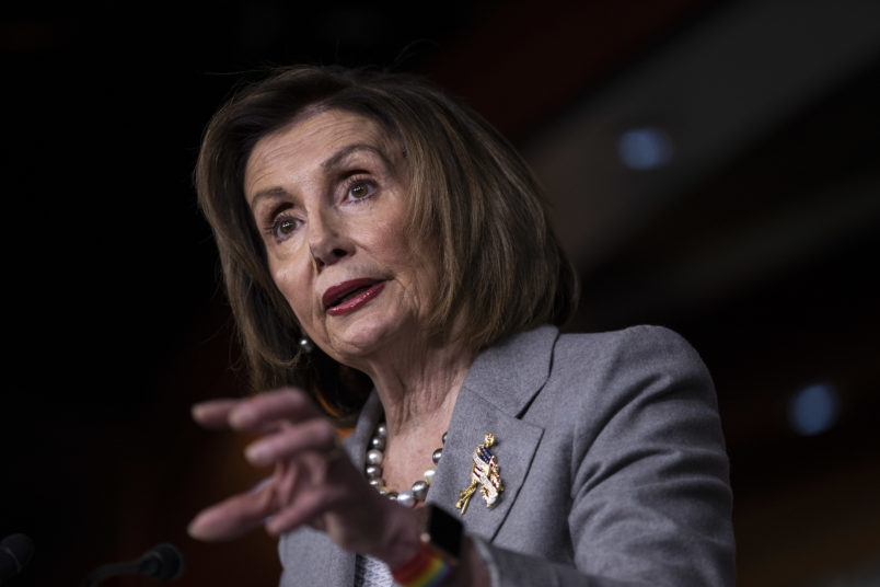 Pelosi Torches Trump's Response To Outbreak, Says POTUS Caused 'Unnecessary Death And Disaster'