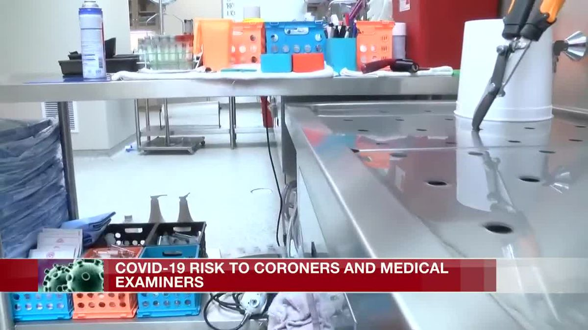 Medical examiner dies after contracting coronavirus from dead body