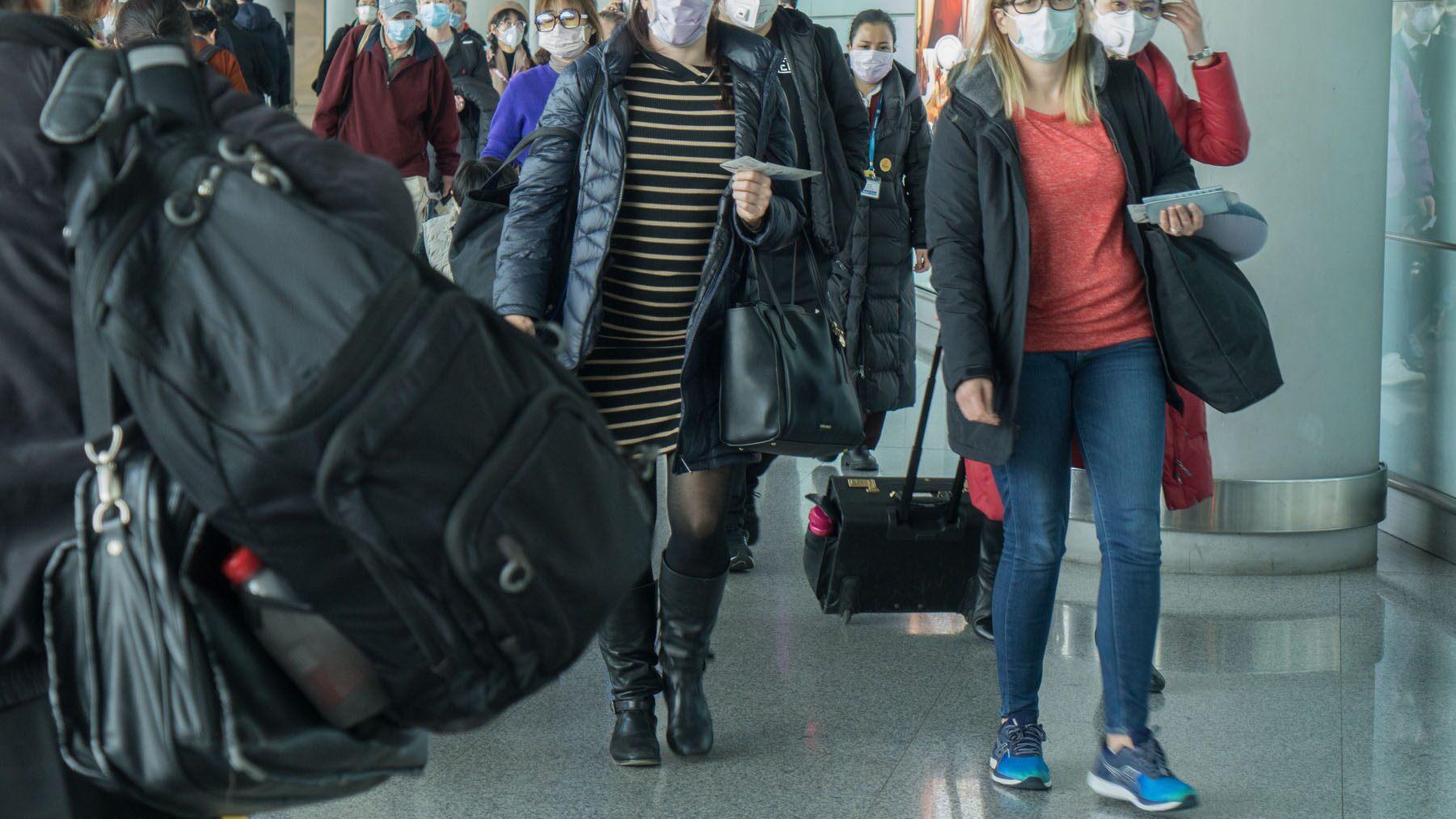 TSA releases tips for traveling during the coronavirus pandemic