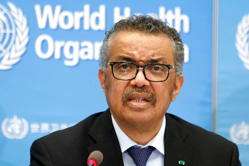 World Health Organization leader asks US to reconsider freezing funds, vows to continue fighting coronavirus
