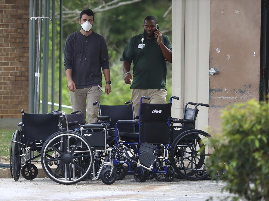 Nursing Home Deaths Are Rising Alarmingly