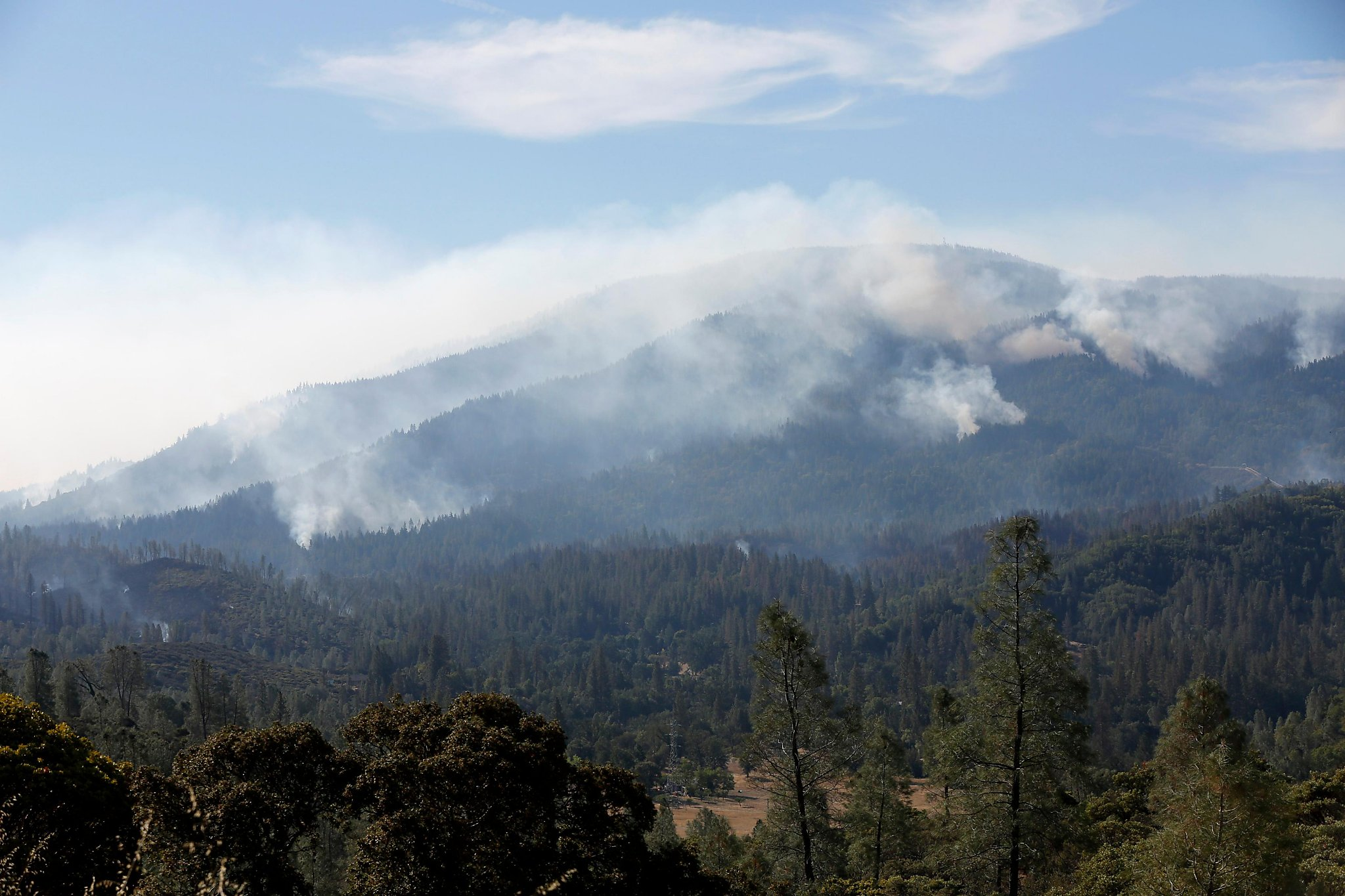 Smoke from recent California wildfires increased risk of cardiac arrest 70%, study shows