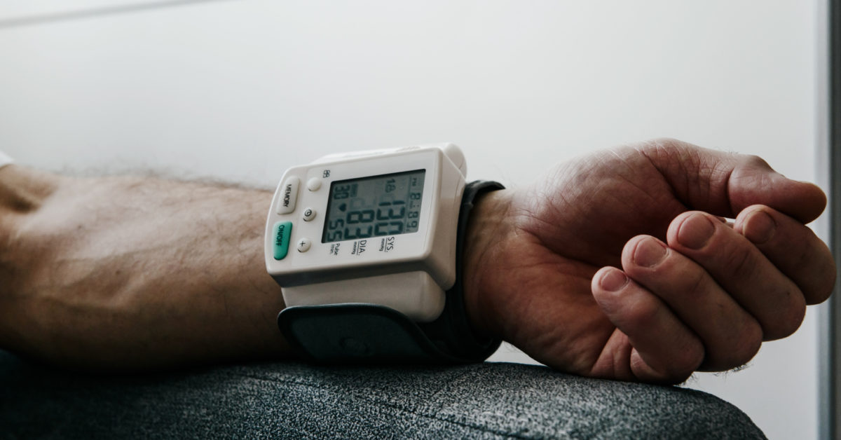 Is there a link between thigh size and blood pressure?