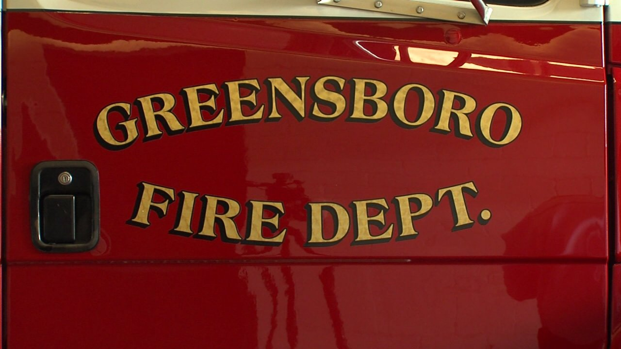 Greensboro firefighter tests favorable for COVID-19