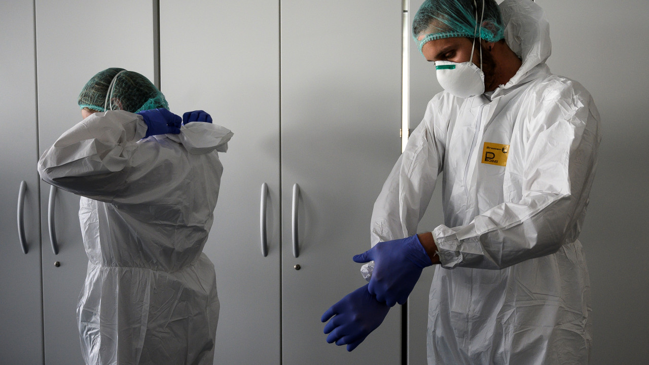 CDC estimates more than 9,200 healthcare workers have been infected with COVID-19