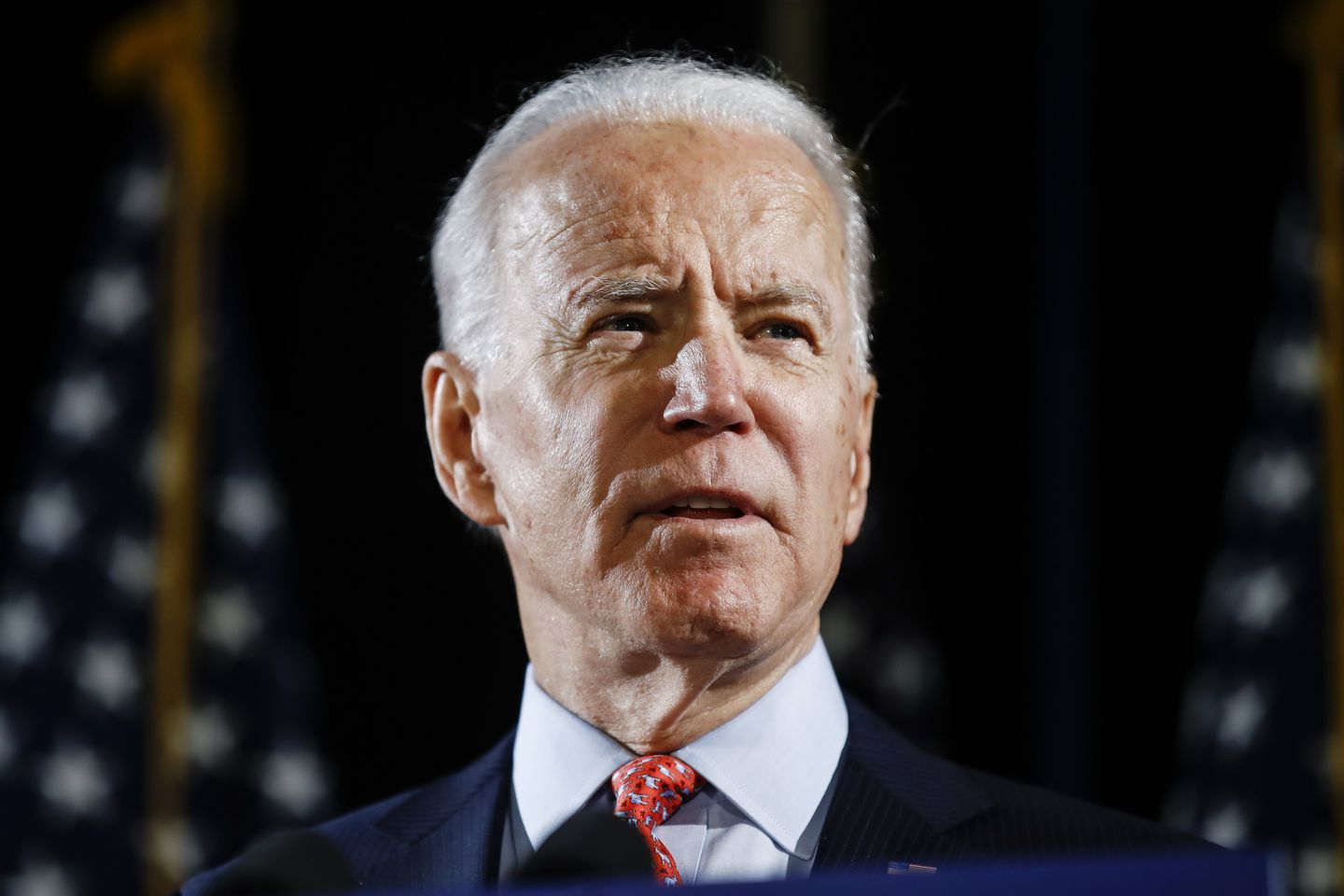 Biden's in some cases fuzzy principle of time