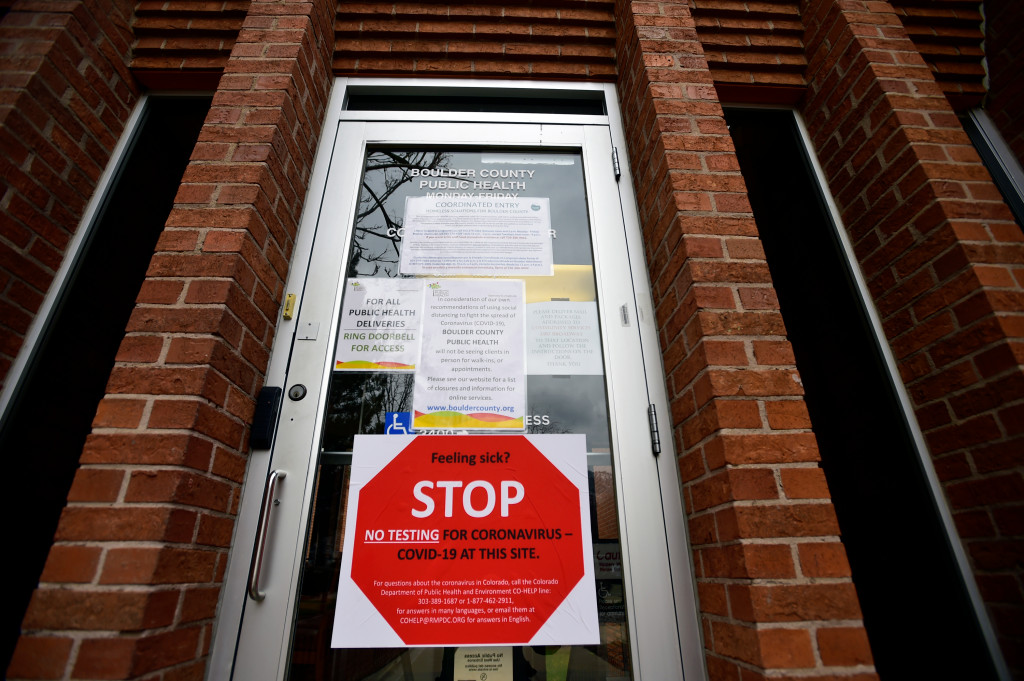 Four coronavirus deaths at one Longmont long-term care facility