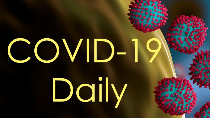 COVID-19 Daily: United States HCW Infections and Deaths, CPR Guidance