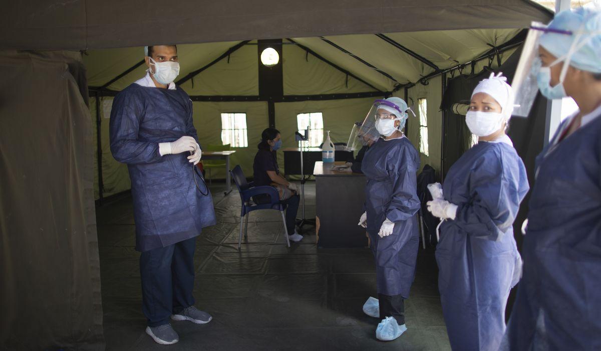 Coronavirus pandemic shows autocracy, democracy actions