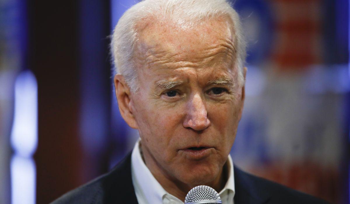 Joe Biden calls coronavirus 'COVID-9,' Trump project attacks