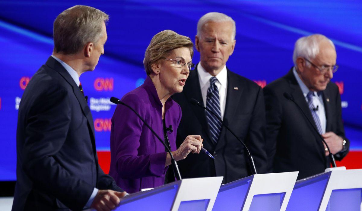 Elizabeth Warren backs Joe Biden's 2020 bid