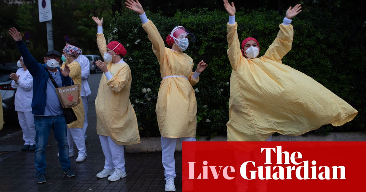Coronavirus live news: Trump casts doubt on China death toll as IMF issues Asia warning