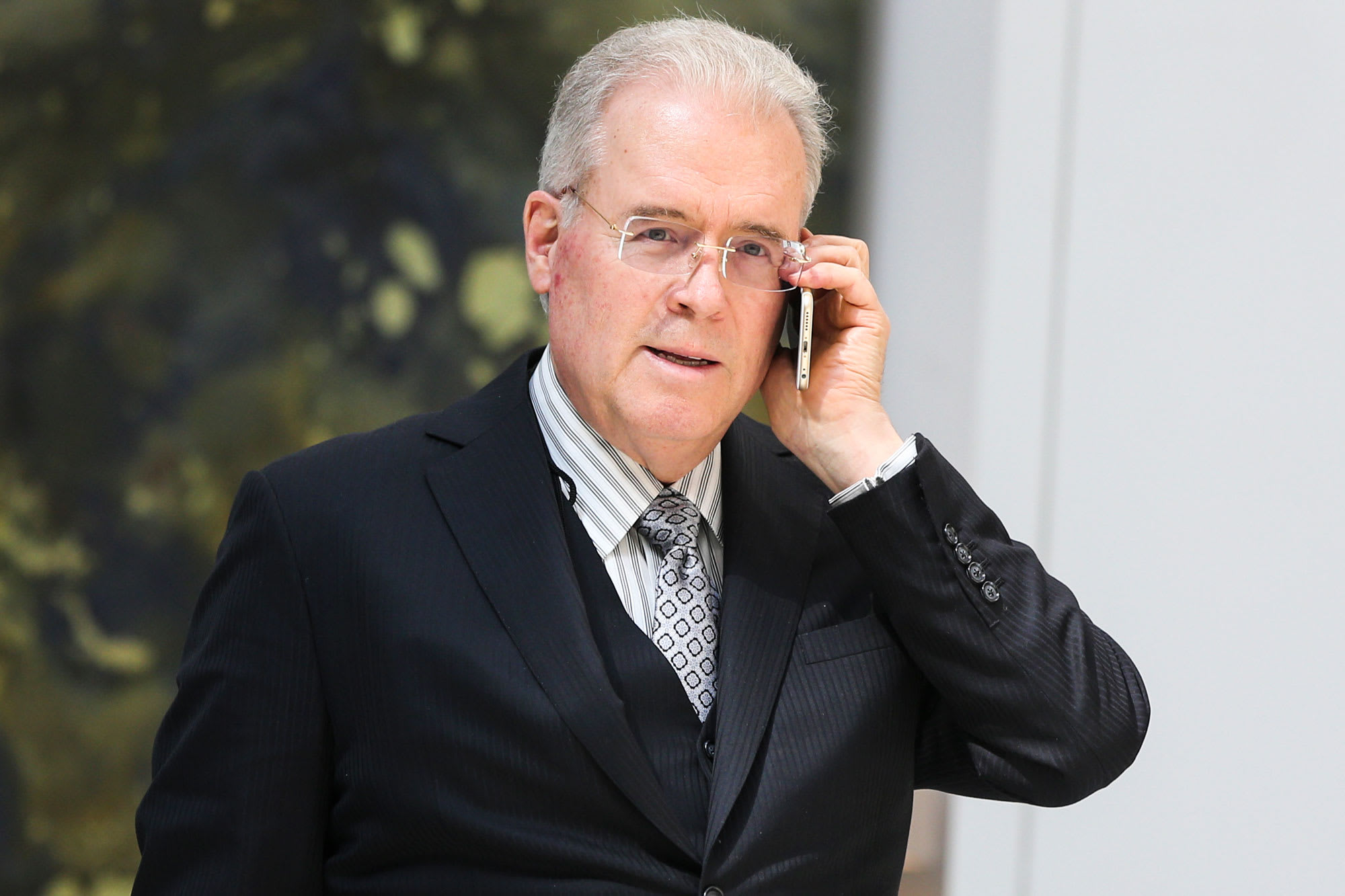Robert Mercer starts big money effort for Trump and RNC after cutting back support