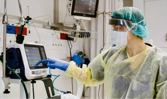 Doctors believe ventilators might harm some COVID-19 clients