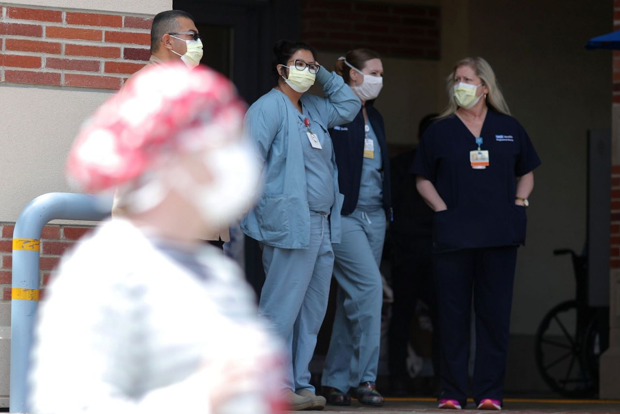 Thousands of health care employees infected with coronavirus